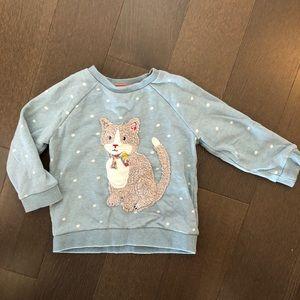 Mini Boden Sweatshirt EUC